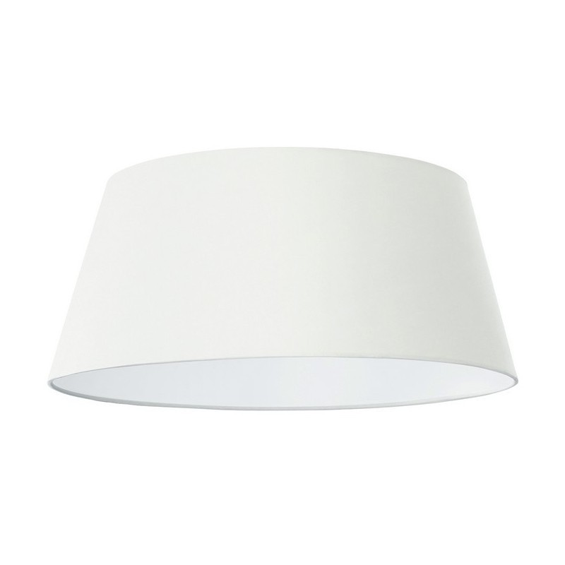 Paralume per Lampada cotone Bianco Ø50CM