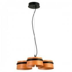 Lampada a sospensione LOOP LED 3X6W 2700K