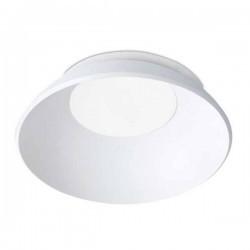 Lampada ad incasso LED orientabile BOL 15W 2700K 800lm, bianco
