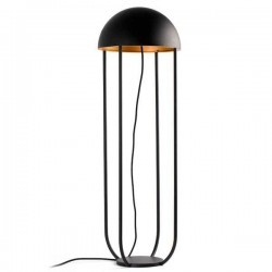 Piantana LED JELLYFISH 6W 3000K 500lm nero + oro
