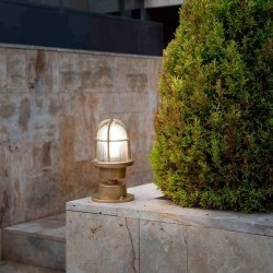 Plafoniera / lampioncino E27 MAUREN, ottone
