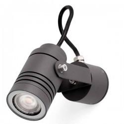Proiettore GU10 LIT, grigio scuro