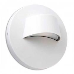 Applique LED da esterno BROW 3W 3000K 250lm, bianco