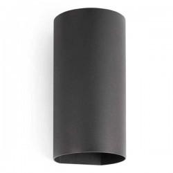 Applique LED da giardino BRUC 2x7W 3000K 830lm, grigio scuro