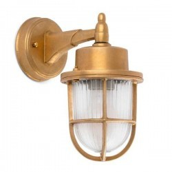 Lampada applique ottone NAHIR