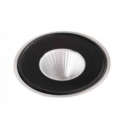 Lampada LED a incasso FRUM 6W 3000K 200lm, nero