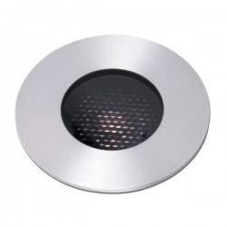 Lampada LED a incasso GRUND 13W 3000K 746lm, nichel opaco