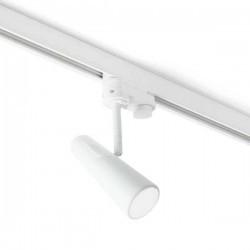 Riflettore LED a Binario LAO 4,5W 3000K 400lm bianco