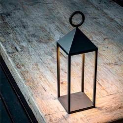 Lampada portatile LED Faro ARGUS Grigio Scuro 2W