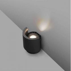 Proiettore LED Faro NOBORU Grigio Scuro 16W