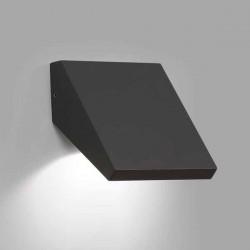 Lampada applique LED Faro GUIZA grigio scuro 10W