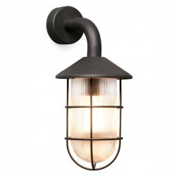 Lampada applique Faro HONEY nero E27