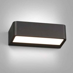 Lampada applique LED Faro TAKUA nero 10W