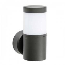 Lampada applique LED Faro PLIM grigio scuro 10W