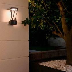 Lampada applique LED Faro TWIST grigio scuro 10W