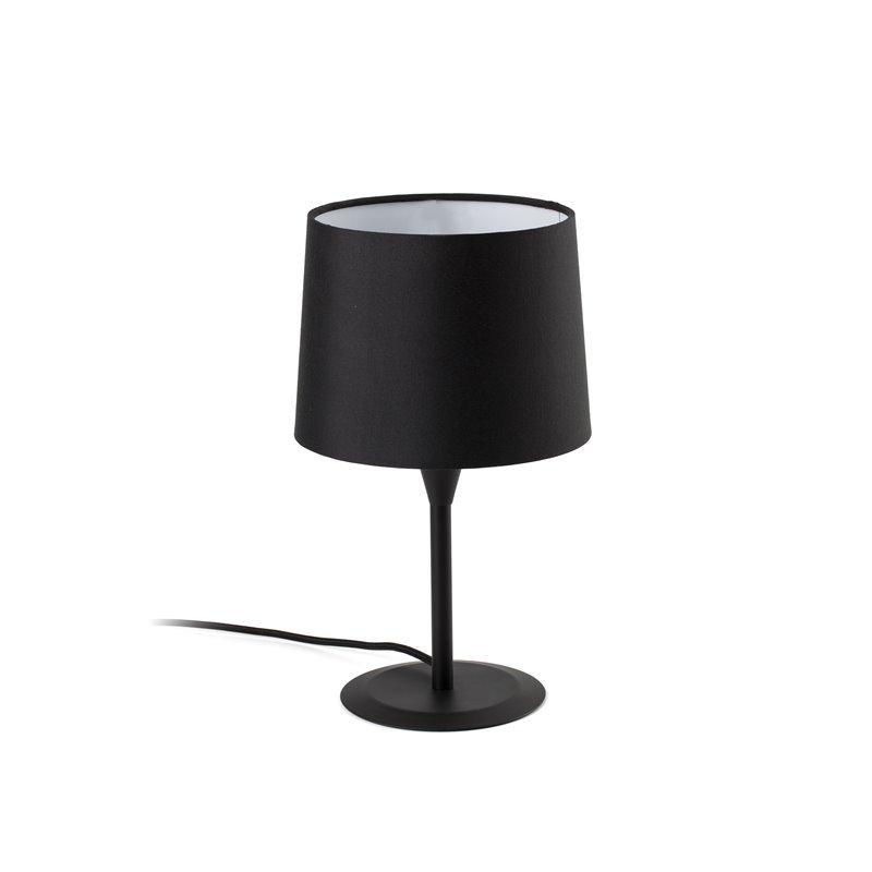 Lampada Faro Conga Lampada Da Tavolo Nera E27 Ø215*160*Ø190 Par
