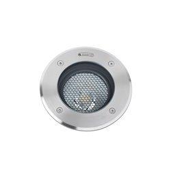 Lampada a incasso Faro Geiser Encast. Orientable Gu10 Max 35W