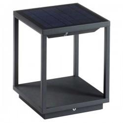 Lampada LED portatile 3.5W 300lm 3000K con carica solare SOLEI