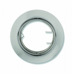 Zamac Mobile per interni cromo da incasso MR16 downlight