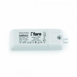 Trasformatore elettronico regolabile 60W bianco