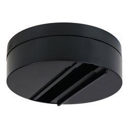 Faretto superfície ENIGMA,INDUS nero Indeluz B25-X33X2B-02