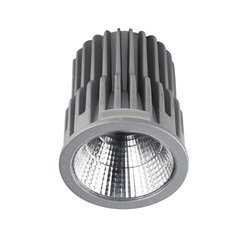 Lampada a incasso soffitto Accessorio 1-10V,Push LED COB 8W 3000K Indeluz 729A-L31R1B-00