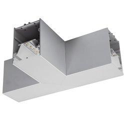 Trimless soffitto FENIX LED SMD 10W 3000K grigio Indeluz B22B-L3310B-03