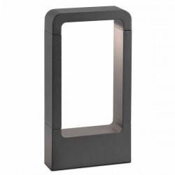 Lampioncino LED grigio scuro 300mm - DAS