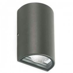 Lampada applique LED grigio scuro - LACE