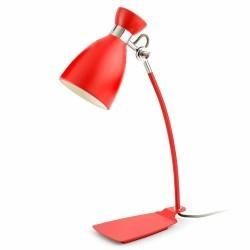 Lampada da tavolo color rosso - RETRO