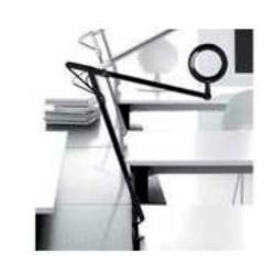Accessorio Pinza per lampada Halo