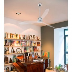 Ventilatori da Soffitto Faro FEROE marrone scuro