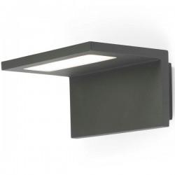 Applique LED da giardino grigio scuro Faro ELE