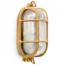 Lampada applique ottone NORAY