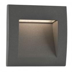 Lampada a incasso LED da esterno grigio scuro SEDNA-3