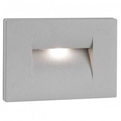 Lampada a incasso LED da esterno grigio HORUS-1