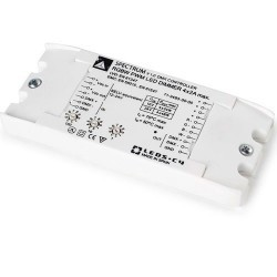 Device controller (DMX) per LEDs 96-19W x 4 canali 10-24VDC